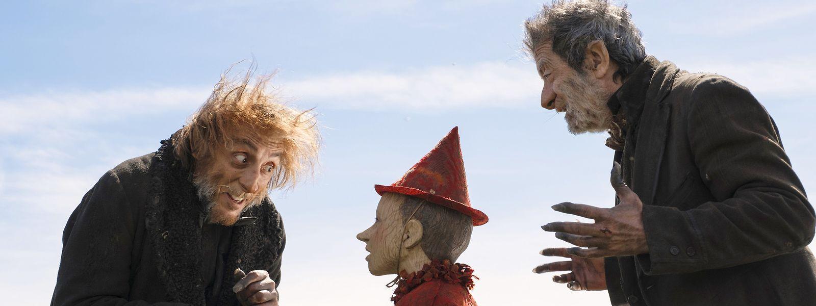 «Pinocchio» est de retour sur les grands écrans.