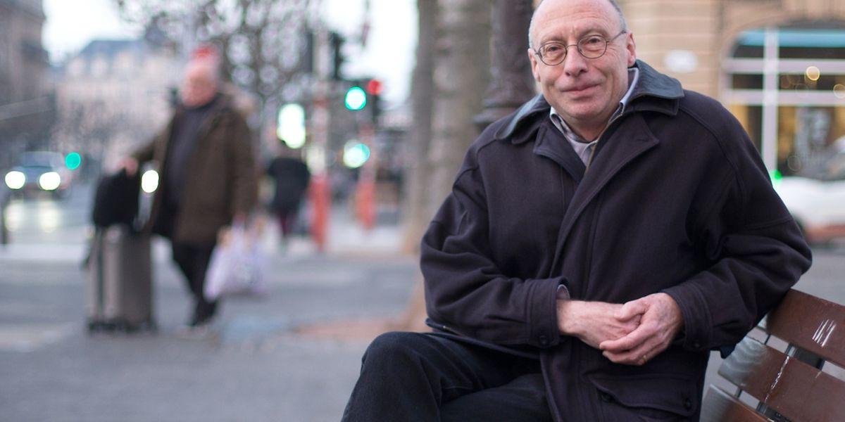 """O professor Jean-Jacques Weber, especialista em educação, é autor do livro """"Language Racism"""""""