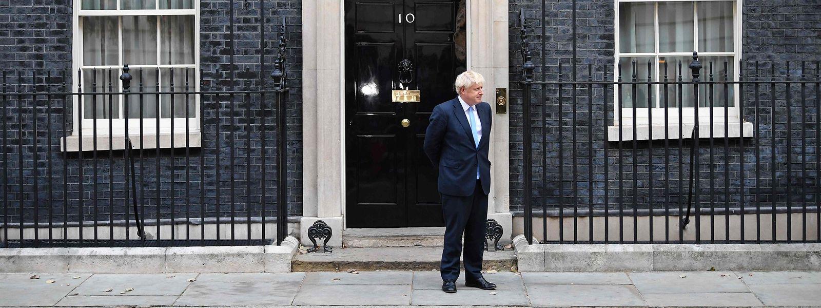 Welchen Weg beschreitet der britische Regierungschef?