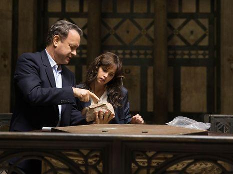 Tom Hanks a explicar que daqui a uns anos há mais filmes como este
