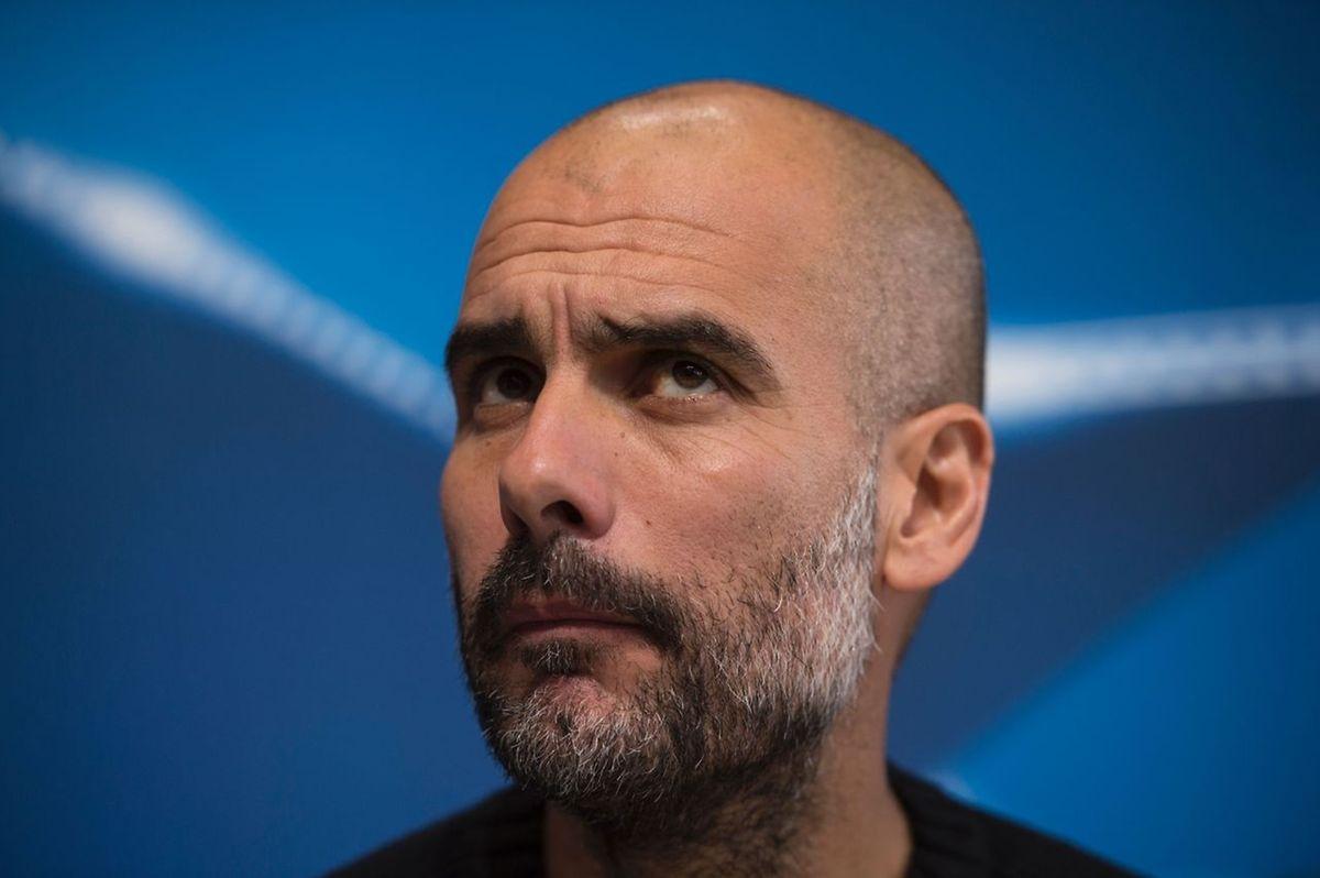 """Humilié il y a deux semaines par """"son"""" FC Barcelone, Pep Guardiola a l'occasion de prendre sa revanche ce mardi soir sur la pelouse de Manchester City qui accueille les Blaugranas"""
