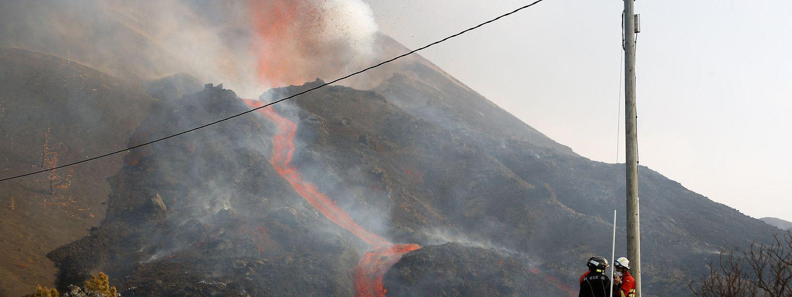 Seit dem 19. September wurden bereits 1.458 Gebäude zerstört oder schwer beschädigt.