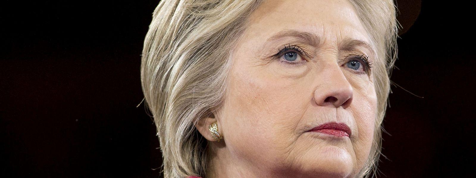 Hillary Clinton bahnt sich ihren Weg ins Weiße Haus. Nur Donald Trump kann sie noch schlagen.