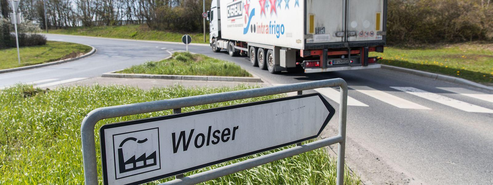 Die Joghurtfabrik ist zwischen Düdelingen und Bettemburg geplant.
