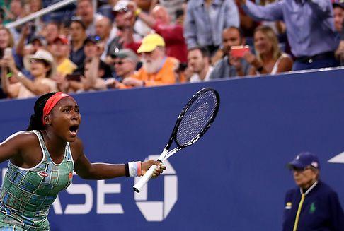 Auftaktsieg für Wimbledonüberraschung Gauff