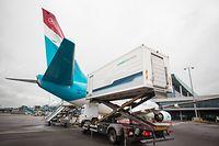 Luxair - Catering - Boeing 737-700 -  Photo : Pierre Matgé