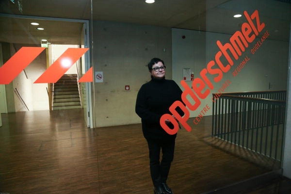 Danielle Igniti: Ende 2018 wird sie als Direktorin des Kulturzentrums opderschmelz in den Ruhestand treten.