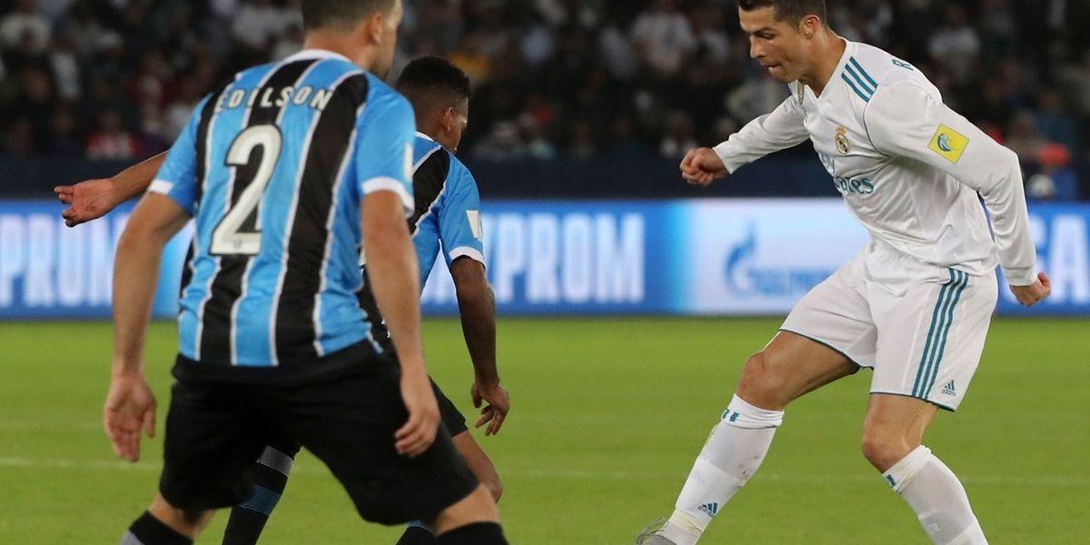 O português foi decisivo para a vitória