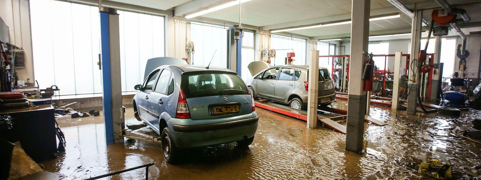 Die Überschwemmungen, die Luxemburg dieses Jahr getroffen haben, sind schon das dritte katastrophale Flutereignis innerhalb von zwei Jahren.