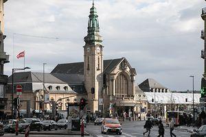 7.3. Reportage Quartier Gare / Gare / CFL Foto:Guy Jallay