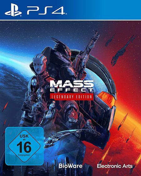 Mass Effect: Legendary Edition ist erhältlich für Xbox, Playstation und PC.