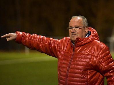 Carlo Calmes aura l'embarras du choix pour composer l'équipe premièrede Rosport-la Petite Suisse