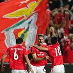 Benfica nos quartos de final da Liga Europa