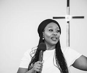 Gospel-Workshop mit LERATO SHADARE vom 6.-8.März 2020