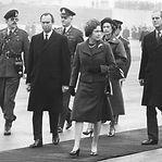 Quando o duque de Edimburgo visitou o Luxemburgo