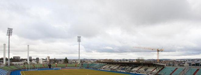 Mittelfristig soll das Stade Josy Barthel Platz für Wohnungen machen. Wo die Leichtathleten dann unterkommen, ist noch nicht geklärt.