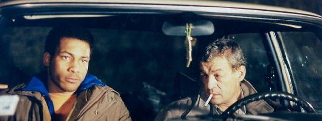 Parmi les neuf films luxembourgeois présentés à Angoulême, il y aura «Black Dju», un long-métrage de Pol Cruchten, une production Samsa Film avec dans les rôles principaux Richard Courcet (à gauche) et Philippe Léotard.