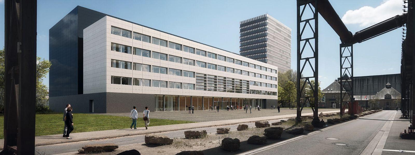 L'ancienne directrice adjointe gèrera notamment la construction des futures Archives nationales.
