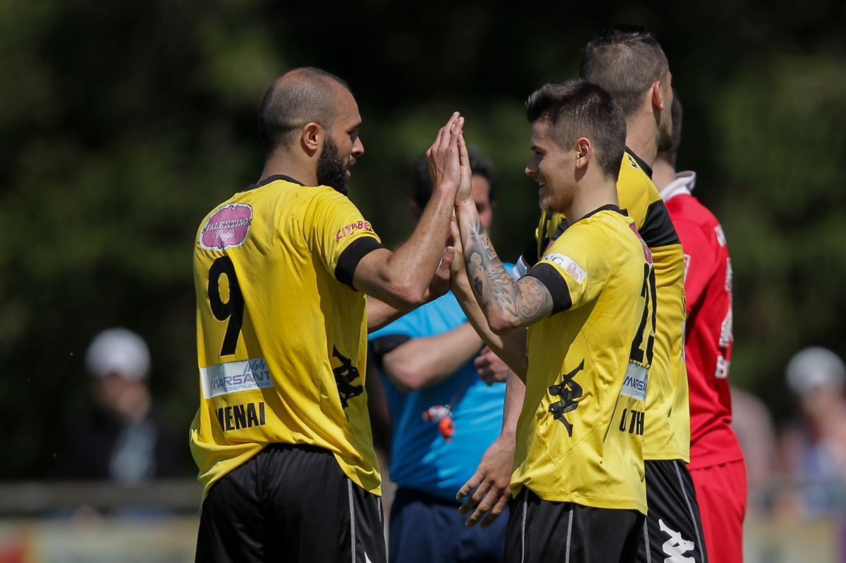 Après 4 revers de rang, le Progrès de Hakim Menaï et Olivier Thill a redressé la tête en prenant la mesure de Rosport.