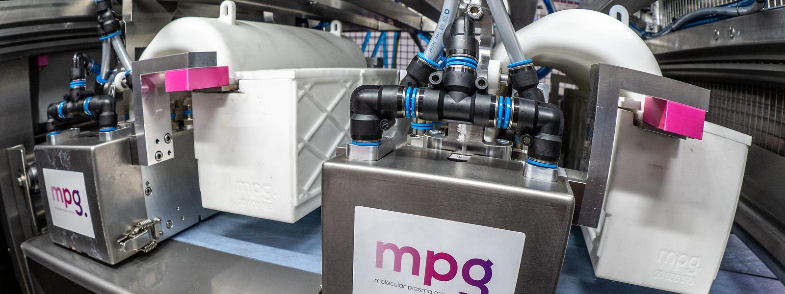 Molecular Plasma Group a pu compter sur des aides d'Etat dans le cadre des soutiens apportés aux start-up innovantes dans la lutte contre l'épidémie covid-19.