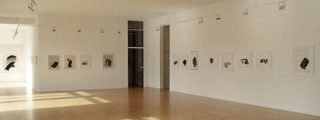 Noch bis zum 29. März sind die Werke von Bertemes in dem Saarlouiser Ausstellungsraum zu sehen.