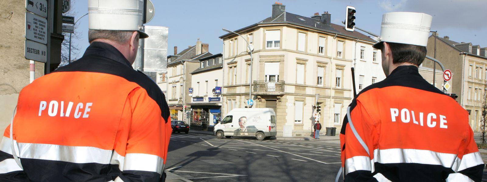 La police grand-ducale a disposé, en 2019, d'un budget de 258 millions d'euros.