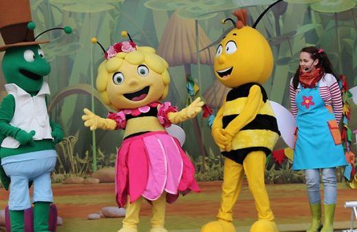 Já conhece a casa da abelha Maia?