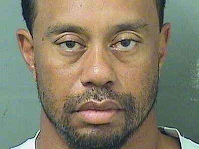 Tiger Woods wurde dreieinhalb Stunden nach seiner Festnahme wieder auf freien Fuß gesetzt..