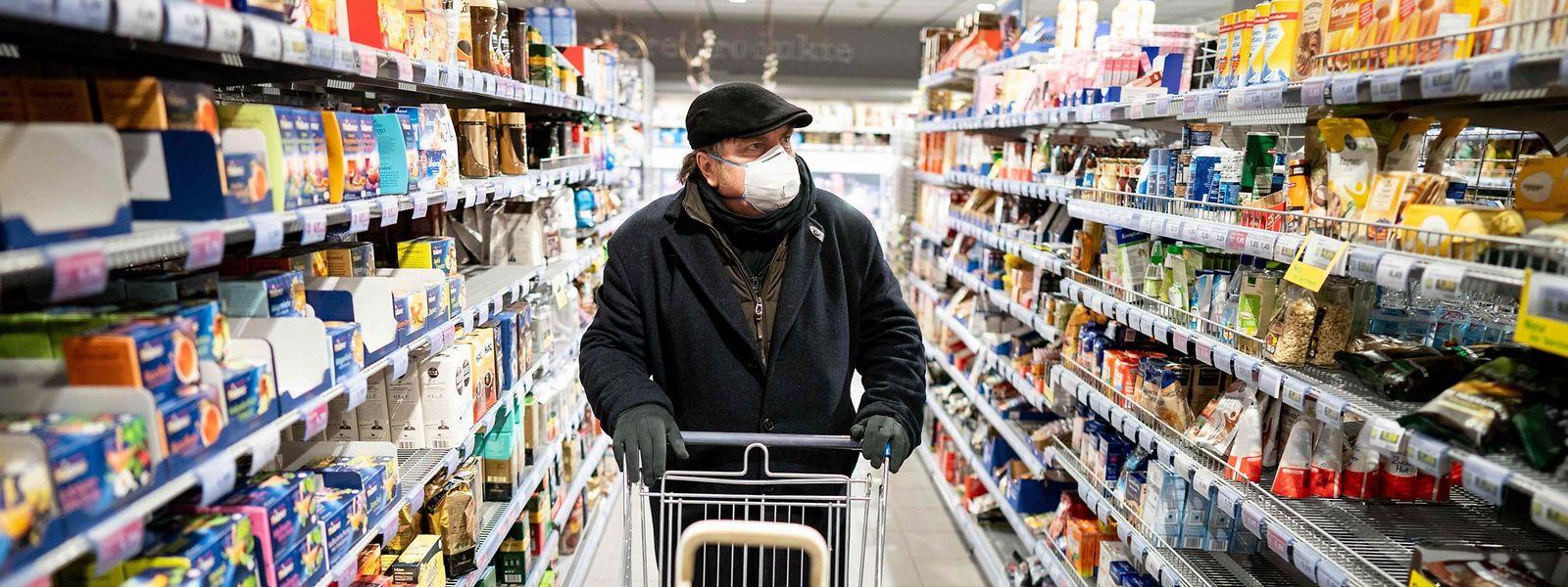 Les supermarchés, tout comme Xavier Bettel, appellent les consommateurs à acheter leurs produits en quantité raisonnable.