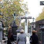 Cemitérios limitados nos dias de Todos os Santos e dos Finados