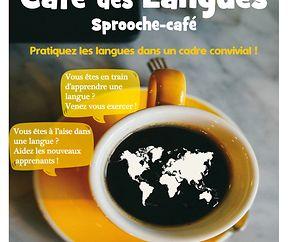 Café des Langues à Colmar-Berg
