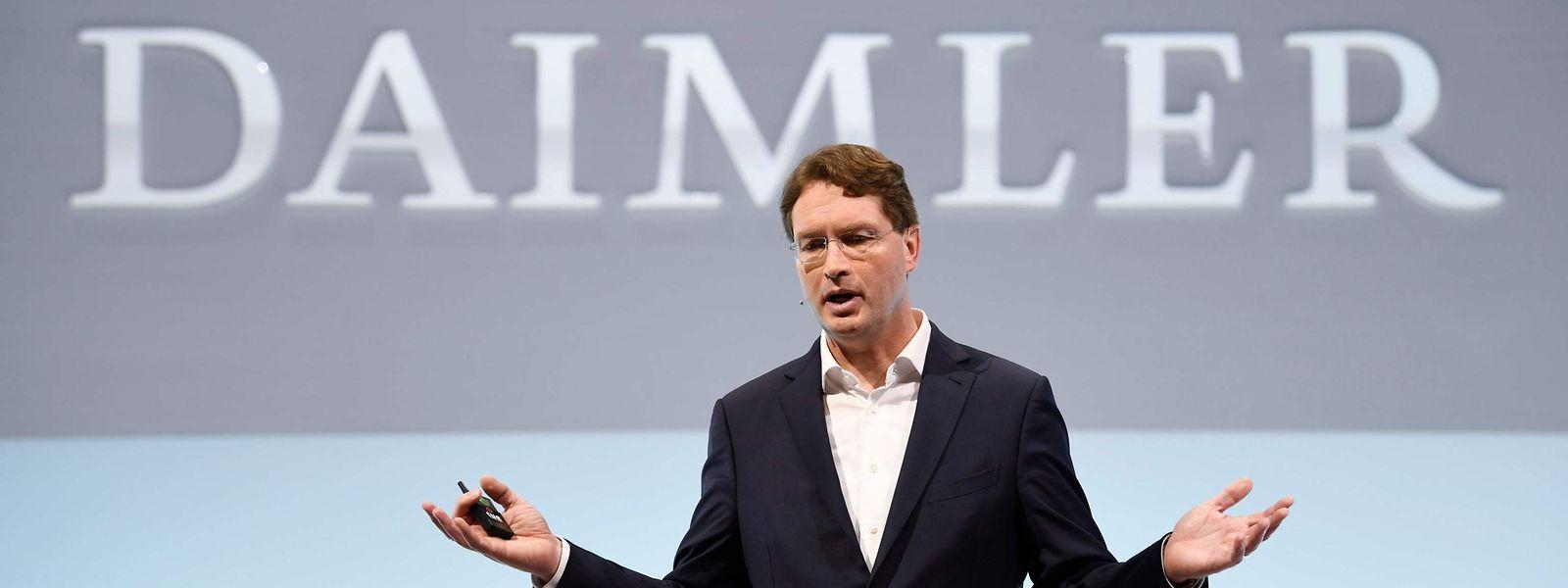 Visiblement, le plan de rachat présenté par Ola Kaellenius, directeur général de Daimler, laisse planer des zones d'ombre.
