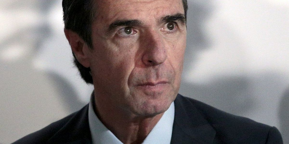 Jose Manuel Soria will die Bildung einer neuen Koalition nicht zusätzlich erschweren.
