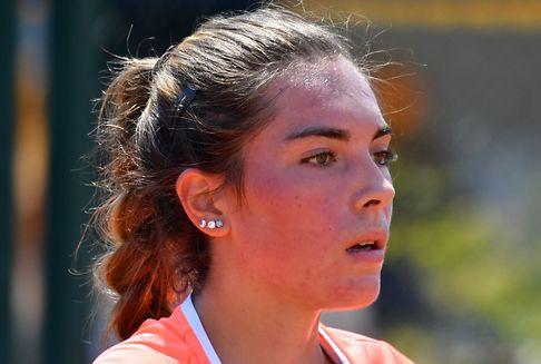Molinaro se paie le scalp de la 216e joueuse mondiale