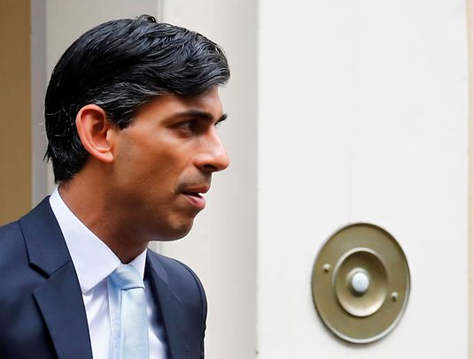 UK chancellor Rishi Sunak is withholding backing for the proposal put forward by Joe Biden's administration
