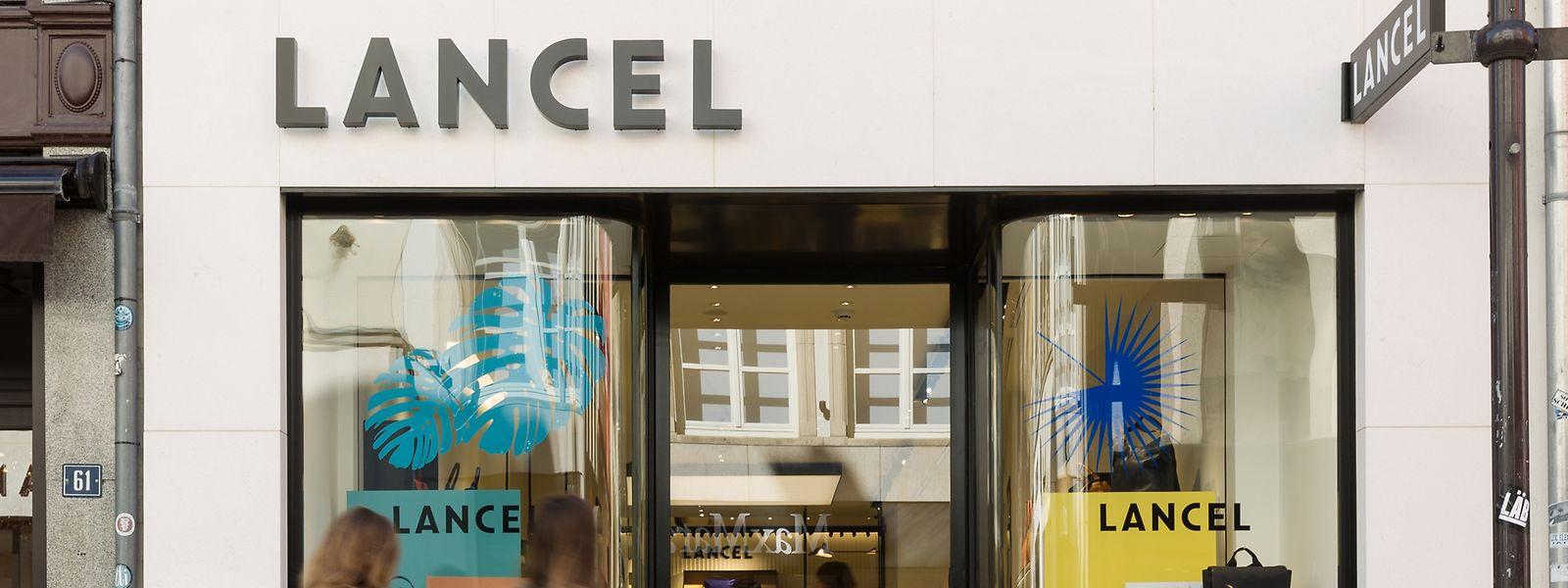 Die Marke Lancel wurde an eine italienische Gruppe verkauft.
