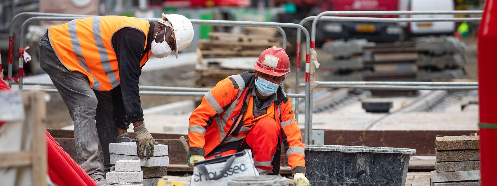 Signe d'une légère reprise économique, les demandes d'octroi de chômage partiel sont passées sous la barre des 3.000 en septembre