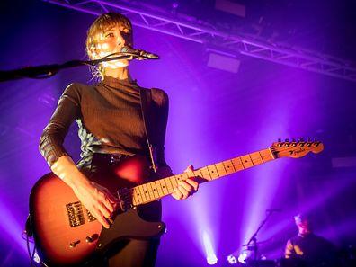 Daughter /@ Atelier / Concert / Photo: Blum L.