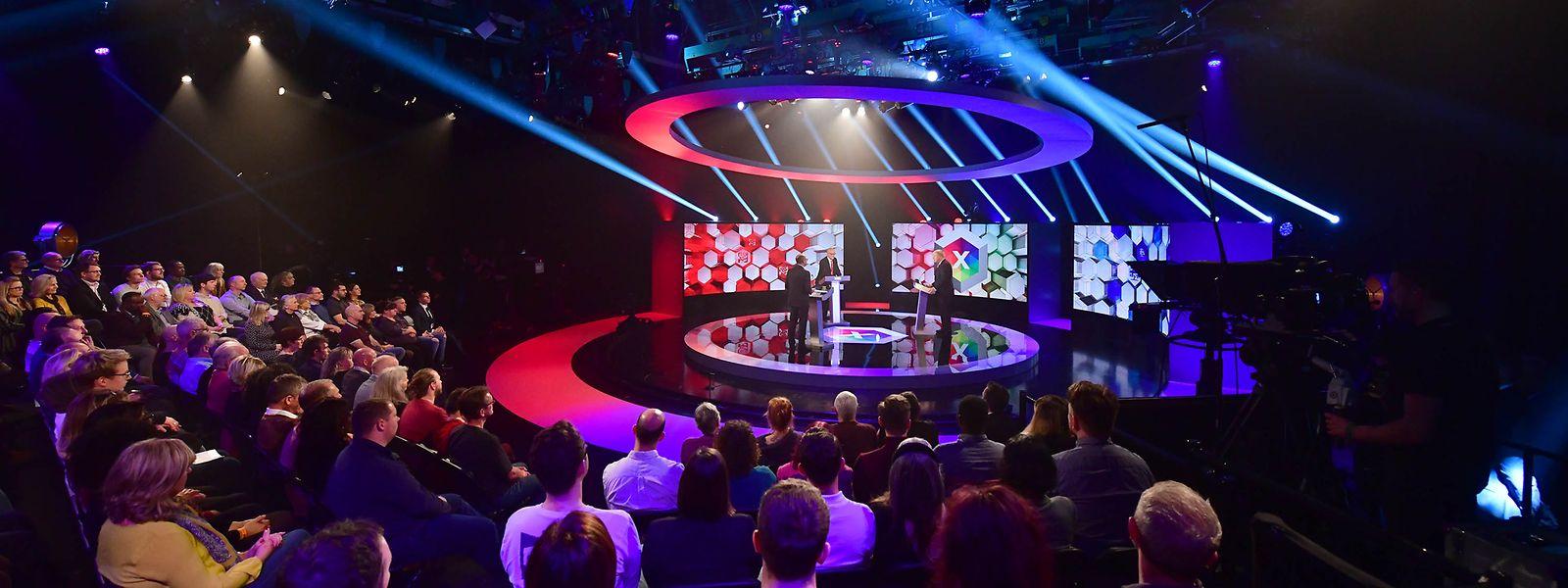 Die letzte TV-Debatte vor den Wahlen am 12. Dezember fand am Freitagabend in den BBC-Studios in Maidstone statt.