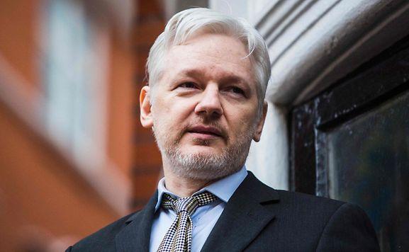 Britische Regierung hält sich bedeckt im Fall Assange