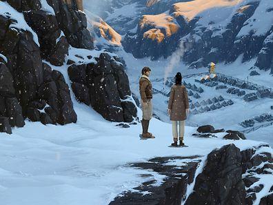 """""""Lost Horizon"""" führt den Spieler auf der Suche nach einer verschollenen Expedition ins Himalaya-Gebirge."""