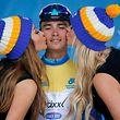 Julian Alaphilippe s'est emparé du maillot jaune en remportant l'étape-reine du Tour de Californie.