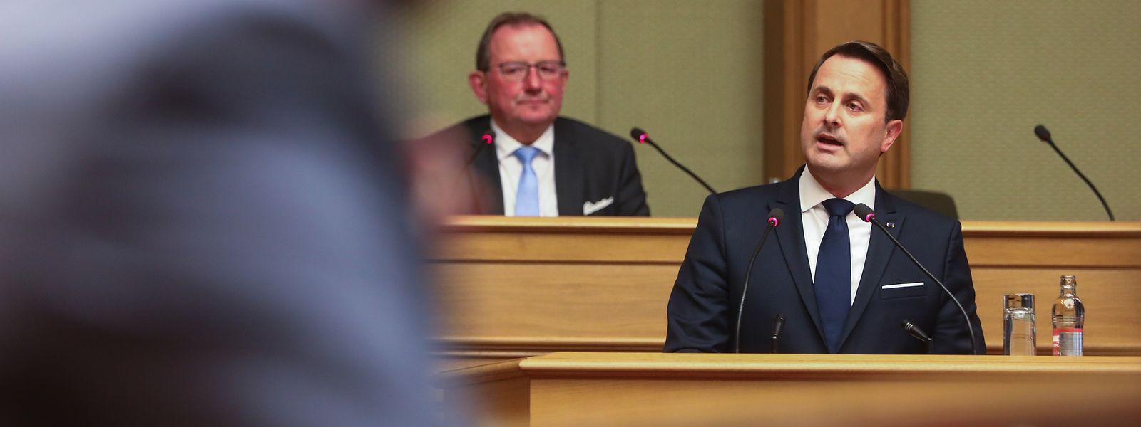 Letztes Jahr verlor Premier Xavier Bettel in seiner Rede zur Lage der Nation kein Wort über die Wohnungsproblematik. Dieses Jahr wird er nicht um hin kommen, dazu und zu Armut, steigenden Ungleichheiten und Schulden Stellung zu beziehen.