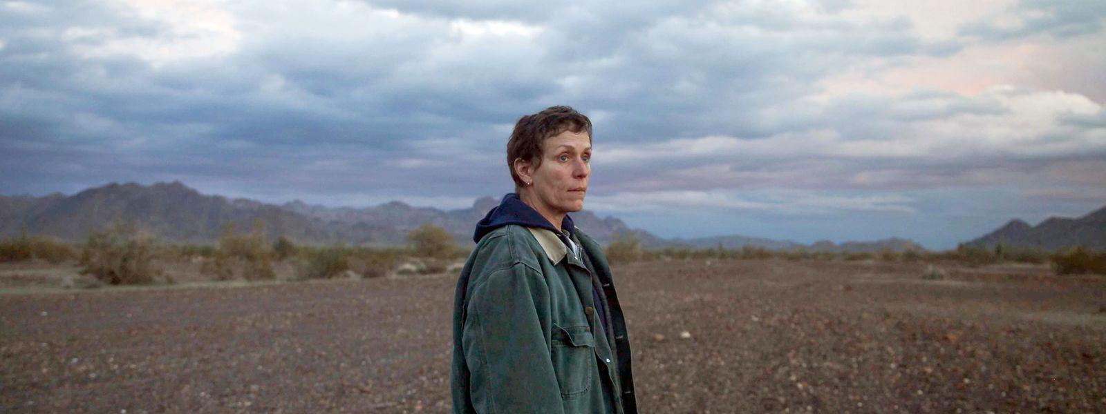 """""""Nomadland"""" von Regisseurin Chloé Zhao mit Frances McDormand in der Hauptrolle ist der große Gewinner des Abends."""