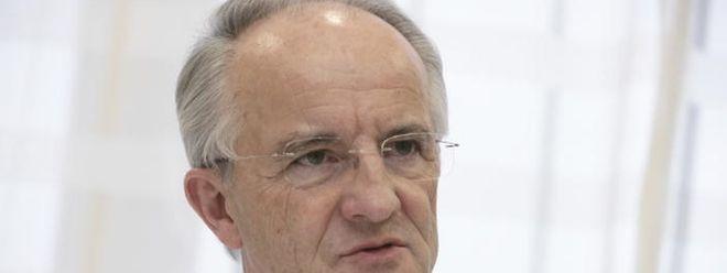 "Dr. Raymond Lies war Generaldirektor des ""Hôpital Kirchberg""."