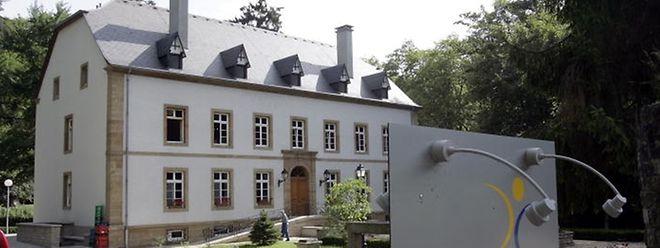 Im Schloss der Papierfabrik Lamort sollte vor 30 Jahren eine Universität für Parapsychologie geschaffen werden.