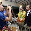 Raphael Stacchiotti - Grossherzog Henri / COSL Empfang 11.08.2016 / Rio 2016 Olympische Spiele / Jeux Olympiques  / Foto: Fabrizio Munisso