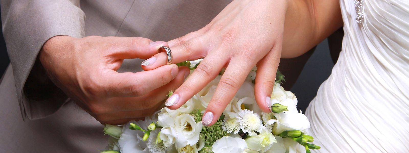 Auch in Luxemburg konnten viele Hochzeiten nicht wie geplant stattfinden.