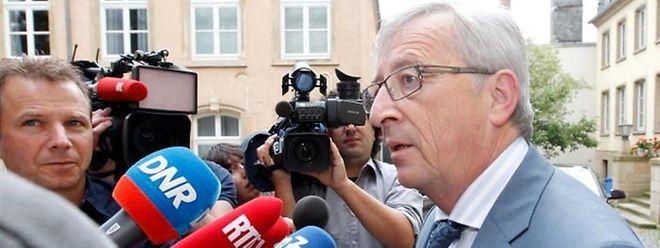 Neigt sich Junckers Amtszeit dem Ende zu?