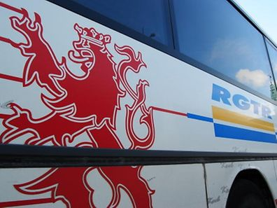 Echtzeitinfo gibt es ab Juni in den meisten RGTR-Bussen.